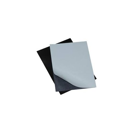 Folie magnetică adezivă 6 cm x 4 cm grosime 0.90 mm