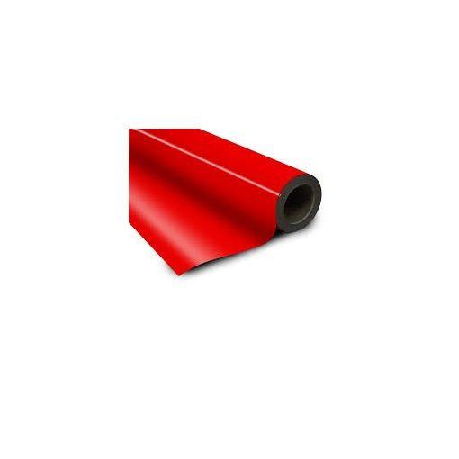Folie magnetică roșie grosime 0.9 mm lățime 615 mm