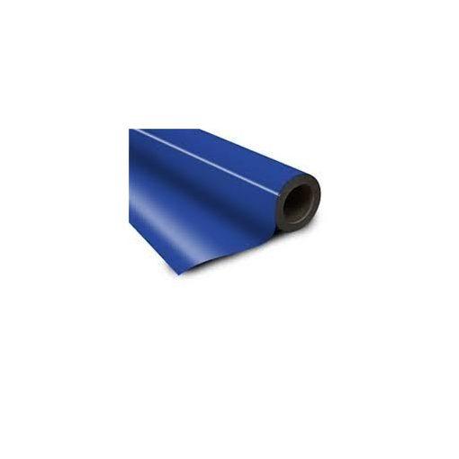Folie magnetică cu PVC albastră grosime 0.95 mm lățme 615 mm