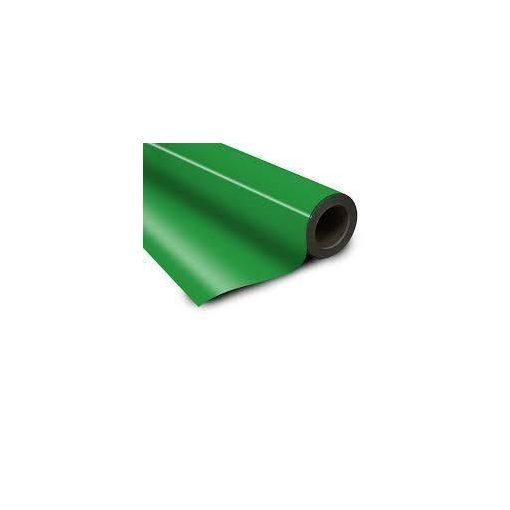 Folie magnetică verde grosime 0.9 mm lățime 615 mm