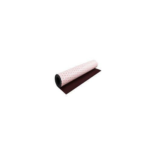 Folie magnetică cu adeziv 3M grosime 2 mm lățime 615 mm