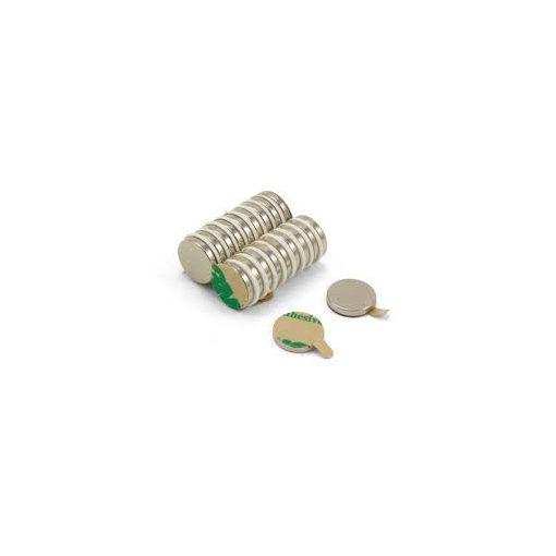 Magnet Neodim disc  10x0.6 mm N35